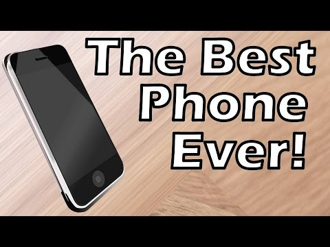 The Best SmartPhone Ever! (Parody)