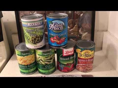 Food Donation Update