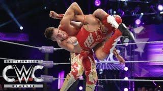 Zack Sabre Jr. vs. Gran Metalik - Semifinal Match: Cruiserweight Classic Live Finale on WWE Network