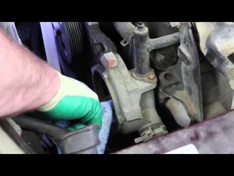 How to install a Water Pump: 1994 - 2005 Buick Century 3.1L V6 WP-625 AW5033