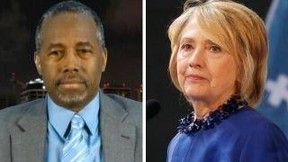 Dr. Ben Carson: Clinton