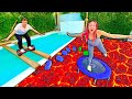 Download   Last To Fall Wins $10,000!! (floor Is Lava) MP3,3GP,MP4