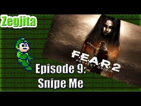 F.E.A.R 2 Project Origin Episode 09: Snipe Me
