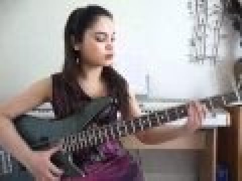 Brick House- The Commodores bass guitar cover