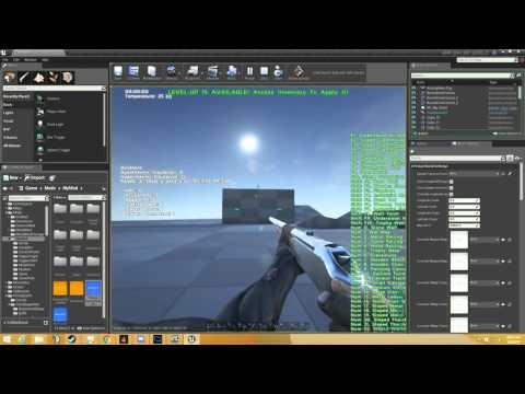 Ark Dev Kit Tutorial: 10- New gun!
