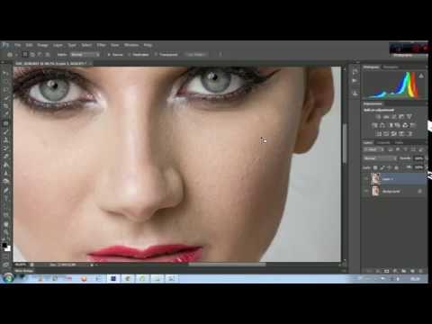 clear skin in photoshop cs6