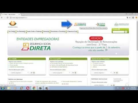 How to Apply Seguranca Social Pin No  view your Tax