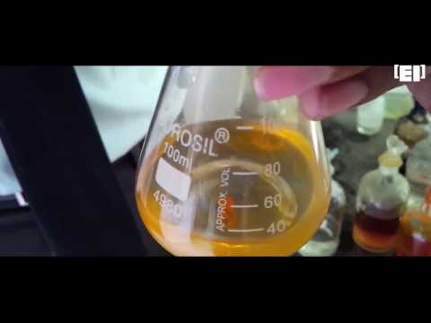 Determining the Alkalinity and constituents in water sample using methyl orange indicator.