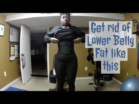 How to Lose Lower Belly Fat Simple Exercises & Diet Routine