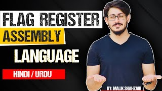 #4 Flag Registers in Assembly Language |  flags in 8086 microprocessor  | types of flags in mircropr