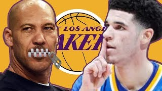 Lavar Ball BEING PAID To Keep Mouth SHUT About Lonzo Ball!