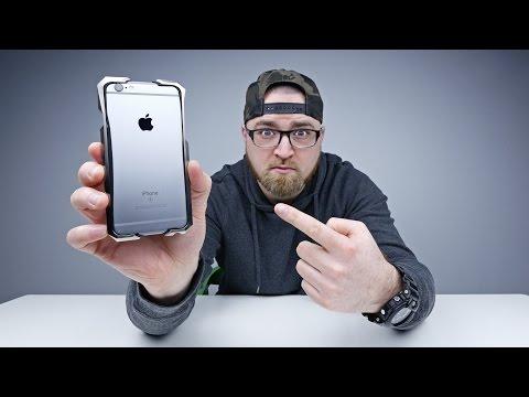 $1000 Titanium iPhone Case