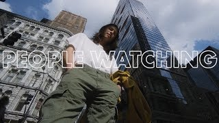 Sen Morimoto - People Watching (Official Music Video)