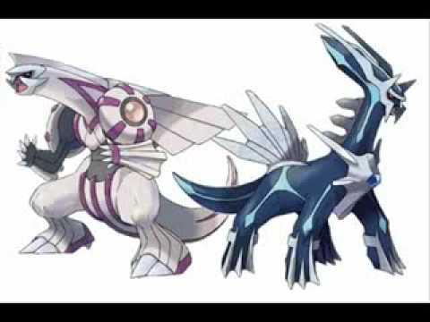 Pokemon Diamond and Pearl Music Battle! Dialga Palkia