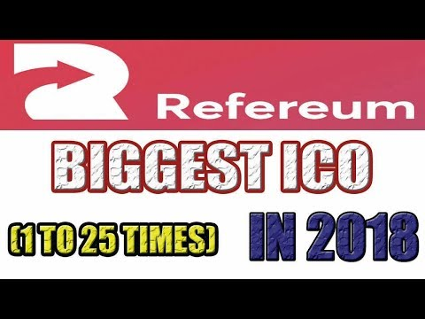 Refereum ICO -Biggest ICO Of 2018 | Earn Free Refereum Coin | Refereum Review | How to buy RFR Coin