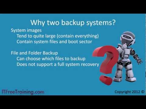 MCTS 70-680: Windows 7 Backup and Restore