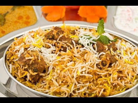 Chicken roast biryani - simple easy steps
