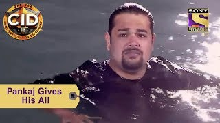Your Favorite Character | Pankaj Gives His All | CID