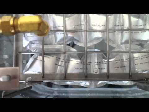 Condom Package Leak Tester