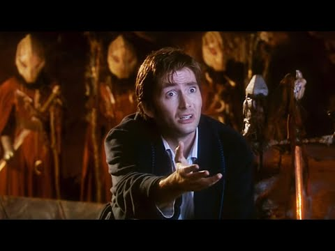 The Doctor Quotes the Lion King   Doctor Who   The Christmas Invasion   BBC