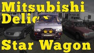 Mitsubishi Delica Star Wagon: RCR Quickie
