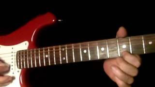 Dheray Dheray Se Meri Zingagi .Guitar Instrumental.Please use headphones for better sound...{:-)