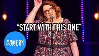 Sarah Millican On The Road Rage HAND GESTURES | Control Enthusiast | Universal Comedy