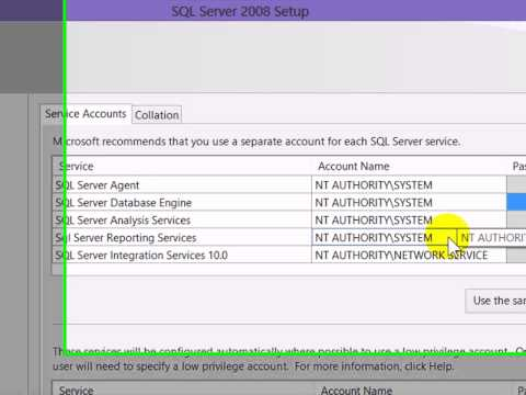 How to install SQL server 2008 r2 step by step on Window 7 and 8 Part 2