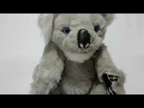 WowWee interactive koala for sale on Ebay