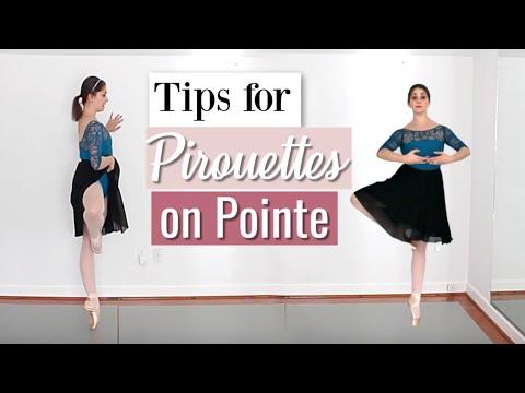Pirouettes on Pointe | Kathryn Morgan