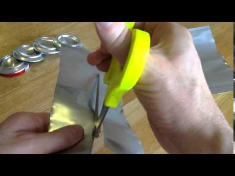 RightShears cutting aluminum