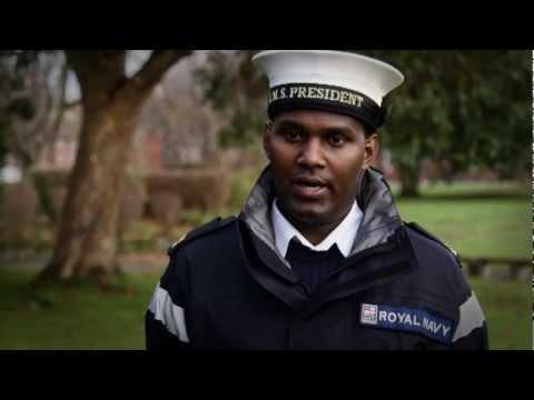 Royal Navy TwoSix.tv Jan 2013: Future Reserves 20