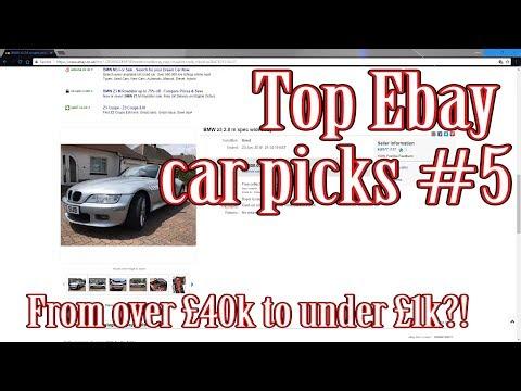 Top Ebay car picks #5 - saving £40k+ on an Audi