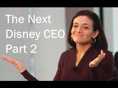 The Next Disney CEO Part 2 - Potential Candidates