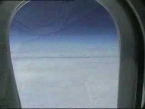Concorde Flight to Iceland