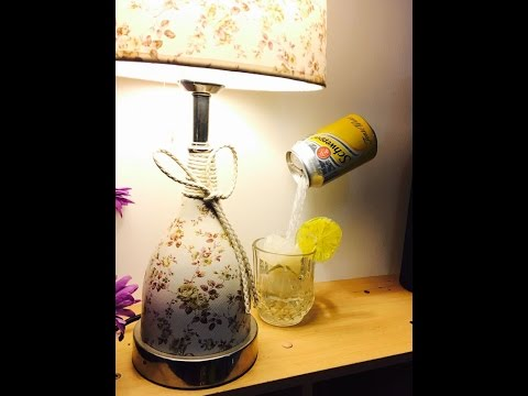 DIY Easy Floating Can