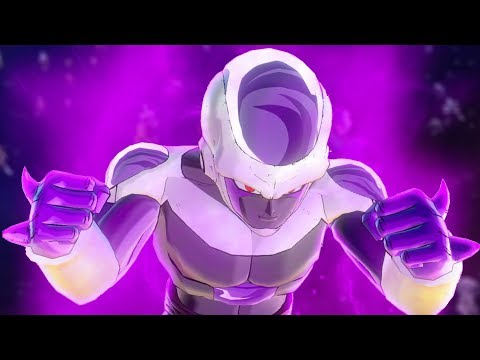 RISE OF THE FRIEZA RACE! | Dragon Ball Xenoverse 2 Doubles
