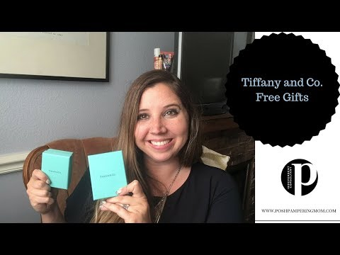 Tiffany and Co. Jewelry for FREE