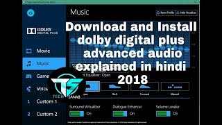 🔊Dolby Atmos 2019 for Windows 10 || Update sound effects