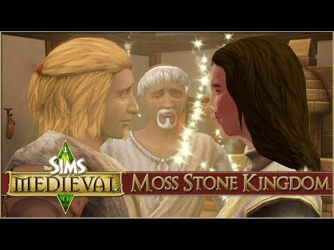 A Truly Magical Medieval Marriage!! • Sims Medieval: Moss Stone Kingdom - Episode #34