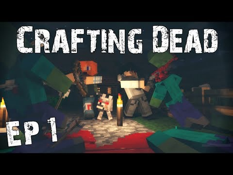 Crafting Dead - Season 3 - Episode 1 - Days Of Mourning