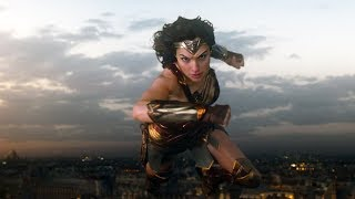 Ending & Titles   Wonder Woman [+Subtitles]