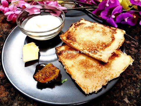 Bread Aloo Paratha In 5 min | Bread Aloo Paratha Recipe | How To Make Quick Aloo Paratha