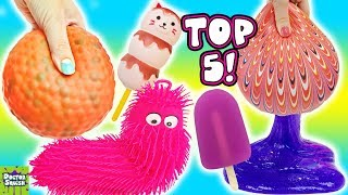 Download Fan Favorites Squishy Cutting Compilation! Over 1 Hour Of Squishy Toys! Doctor Squish Video