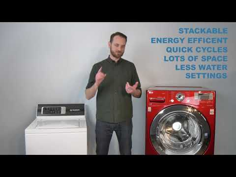 Top Load Washers vs Front Load Washers
