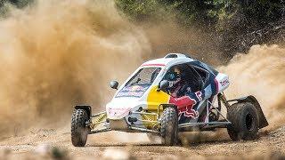 When you finally get to race your dad: Sainz VS Sainz