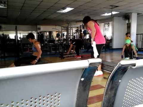 Strong, Stronger (Stick to your goals) @Perfect Line Body Fitness Gym