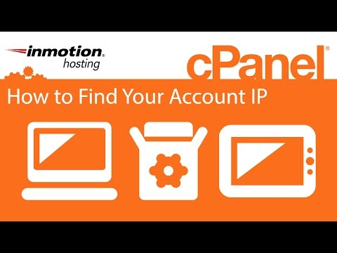 How to Find Your Account IP