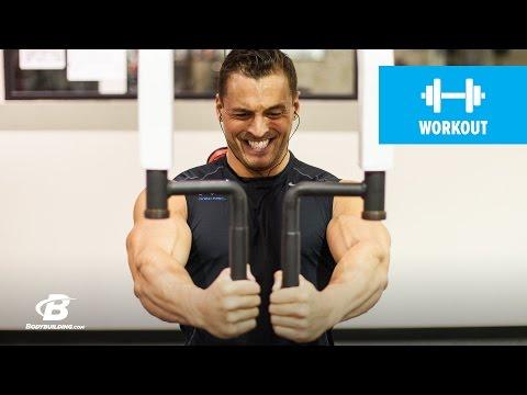 Power Pecs Chest Workout   Ryan Hughes