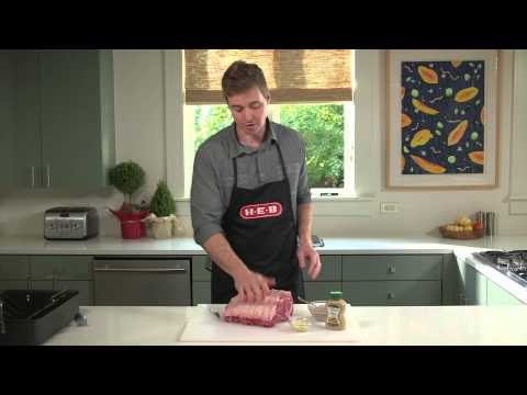 How to Select and Roast Prime Rib | H-E-B Recipes